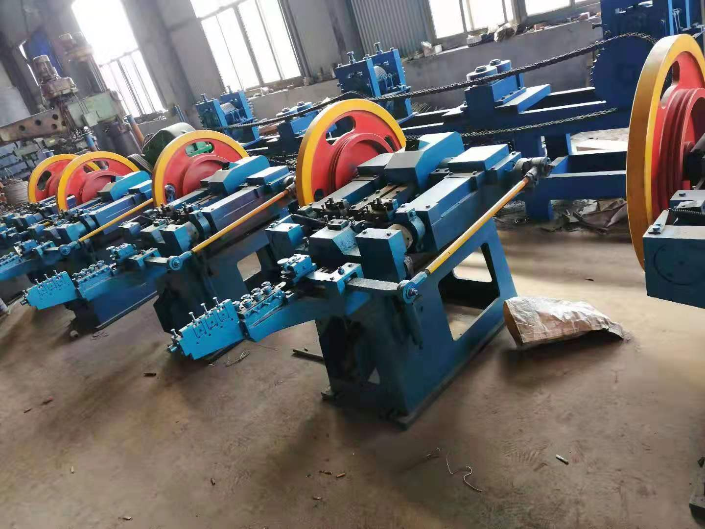 150mm wire nail machine factory price