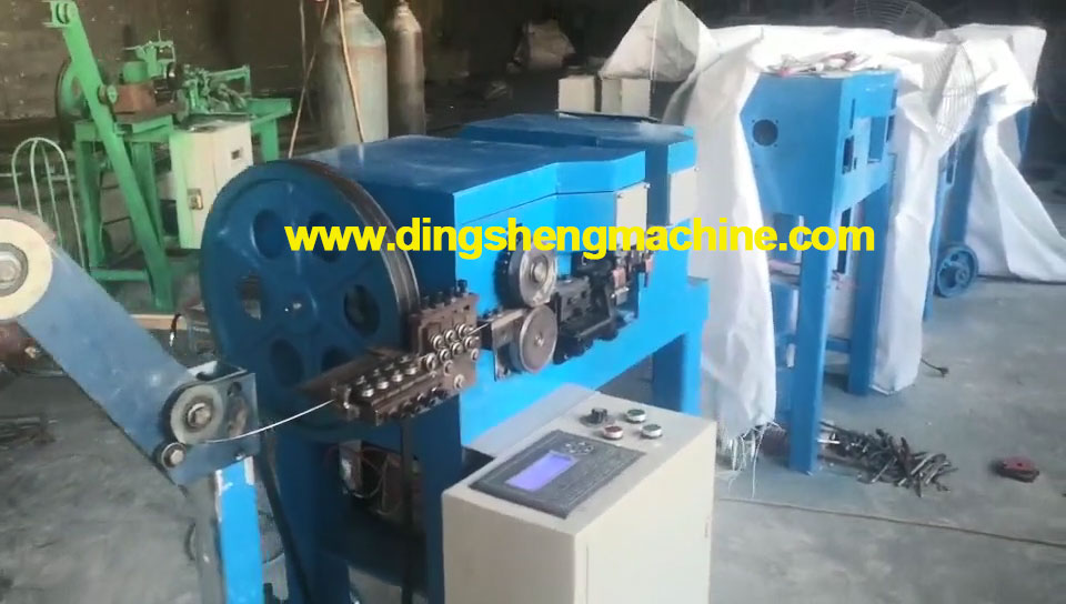 Welding loop wire ties machine factory price