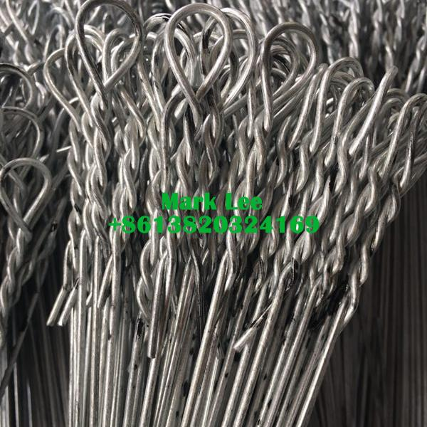 single loop wire tie supplier