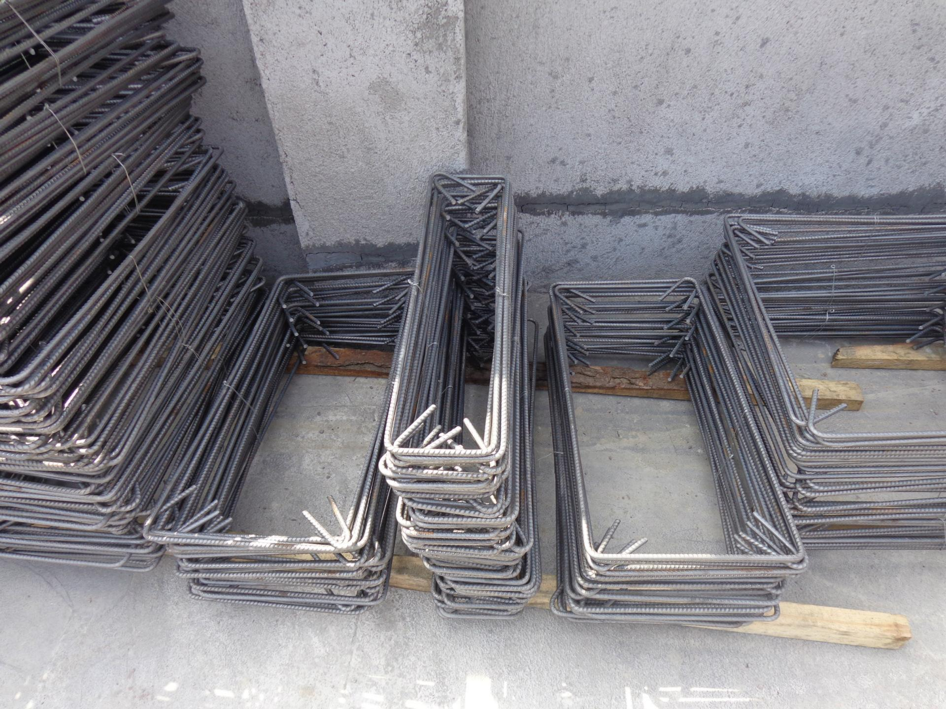 steel rebar stirrup hook
