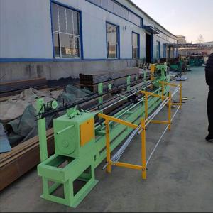 Double loop baler tie wire machine shipping to Pakistan
