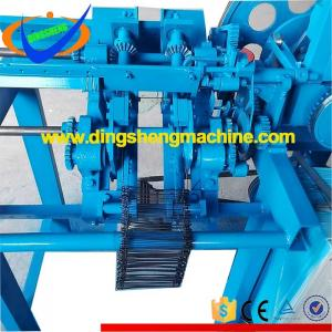 6 Inch 16 gauge wire double loop rebar ties machine