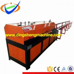 Steel Bar Cutting Machine Straightening Machine 4-14mm Round Rebar