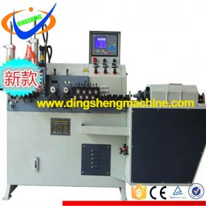 Automatic single loop tie wire making machine