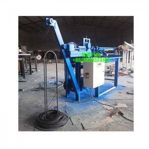 Automatic steel bar wire tie machine