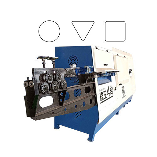 Automatic wire rod steel bar bending machine straight hook
