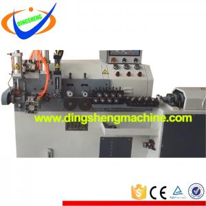 Cardboard single loop bale tie wire machine price