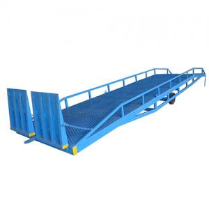 Ce-Approved 20 Ton Mobile Loading Ramp Machine for Sale
