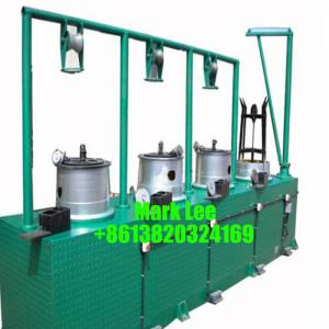 Cheap continuously drum wheel iron wire drawing machine