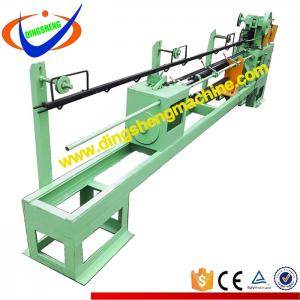 China factory Quick Link Galvanized Cotton Bale Tie Wire Machine