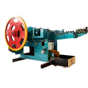 Common nail machinery concrete iron nail machine