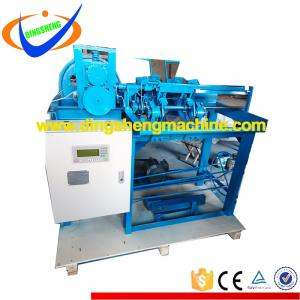 Double Loop Wire Rebar Ties Making Machine