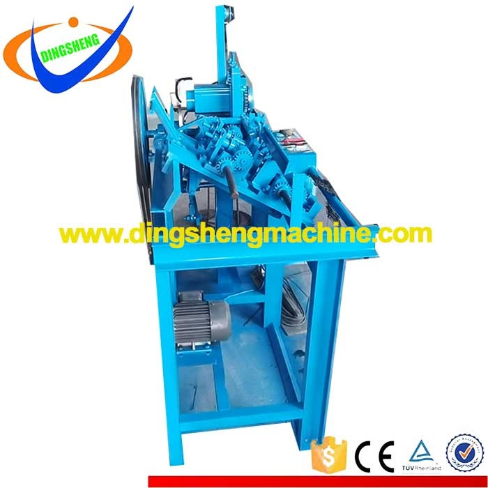 Double loop tie wire making machine factory