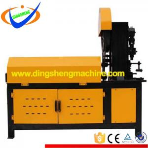 6 meters electric PLC control automatic steel wire straight and cutting machine