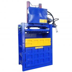 Factory direct sale vertical textile press baler lift machine