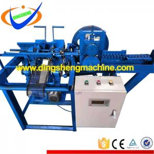 Galvanized loop tie wire machine factory price