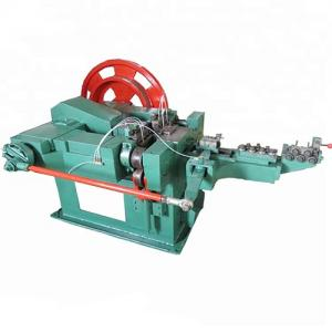Good Steel Nails Machine For Wood Hardened