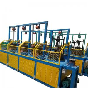 High Speed Steel Wire Drawing Machine Easy Operation