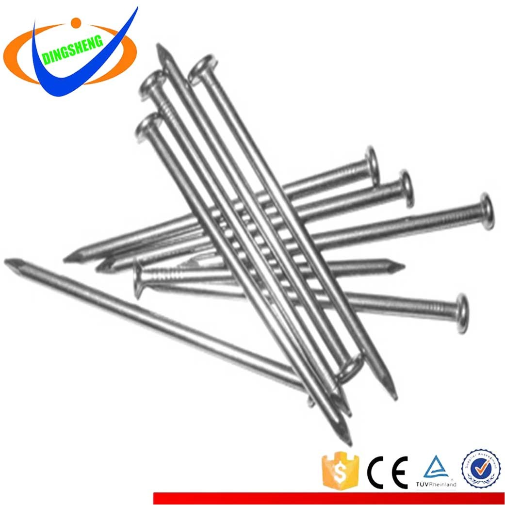 High quality steel wire nail making machine price