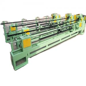 High strength galvanized cotton bale double loop bar tie wire machine