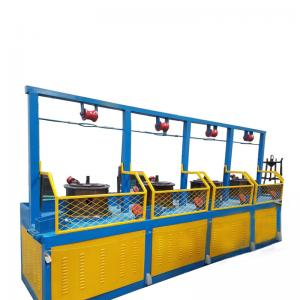 Durable Service Hot Product High Carbon Iron Wire Drawing Machine