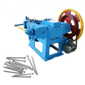 Wire Coil Nail Machine Factory For Building
