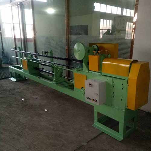 New product baling wire double loop tie machine