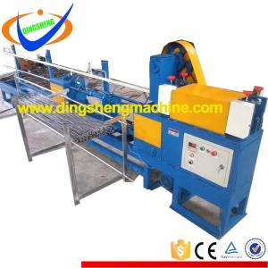 Quick buckle double loop bale wire tie machine for cotton