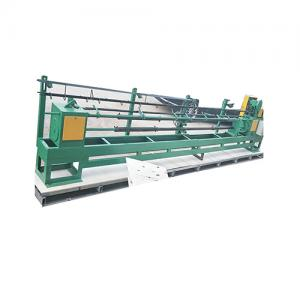 Quick link lock bale tie wire machine China factory