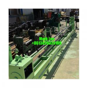 Quick lock galvanized double loop steel wire tie machine