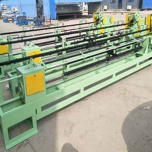 Recycle garbage baling wire tie bending machine
