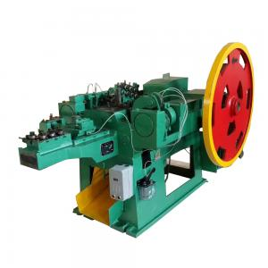 Steel Round Head Nails Construction Wire Nail Machine to Concrete