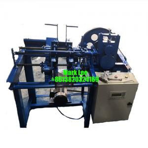 Steel bar binding hook automatic rebar tie wire machine