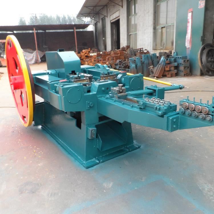 Uzbekistan steel wire nails machine for making 100 mm nail