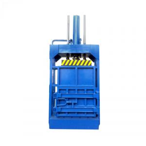 Waste Bucket Hydraulic Packer Baling Press Machine