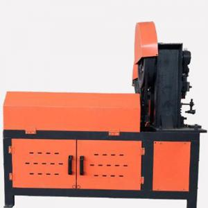 Zero error steel wire straight and cutting machine