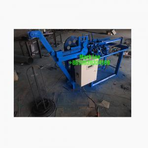 Automatic bag tie wire making machine for steel bar