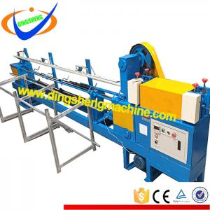 Automatic bale tie wire making machine