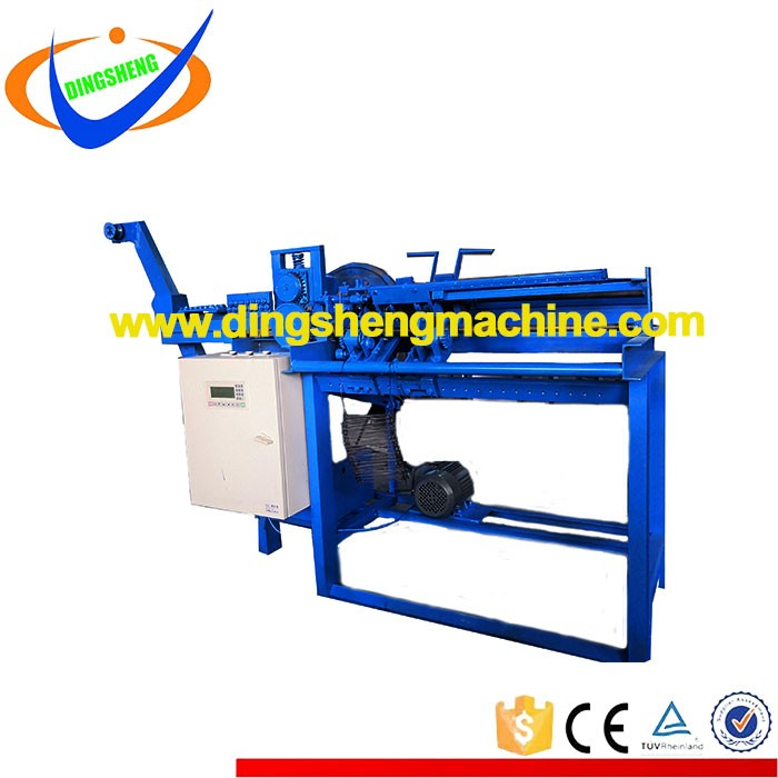 China cheap rebar tie wire twisted double loop machine