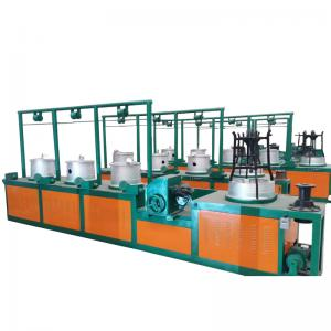 nail making low carbon wire drawing machine price in China
