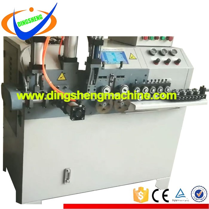Quick link single loop bale tie wire machine price