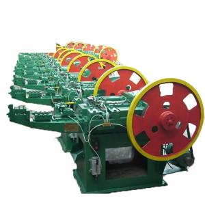 Waste rebar wire coil nail making machine price
